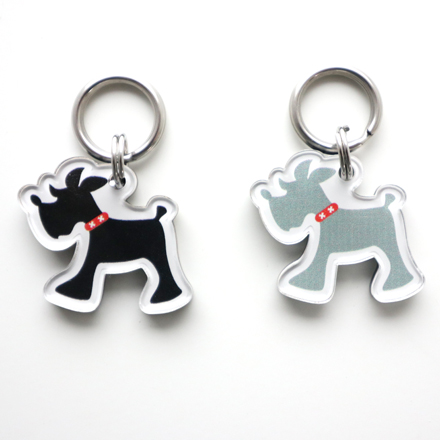 accessories cook search ID tag F dog