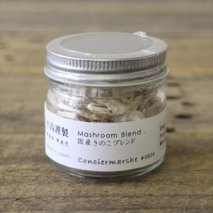 food D&W dried mushroom blend