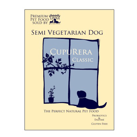 food cupurera classic semi vegetarian dog food