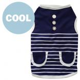 SALE20%OFF wear cool cool butto pocket TT navy