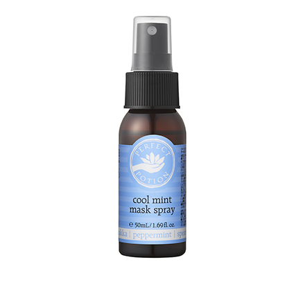 care cool mint mask spray 50ml