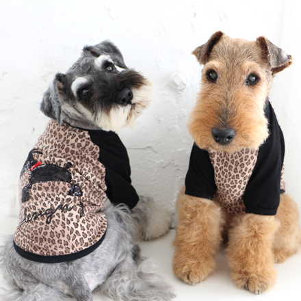 wear f dog RT leopard FW-130802