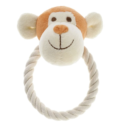 living organic rope animal monkey oscar