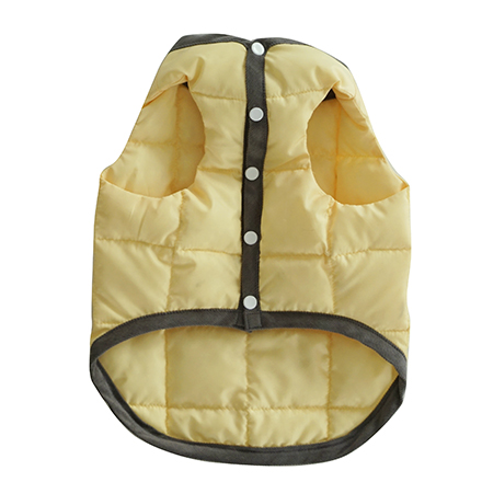 SALE10%OFF wear goose down inner vest lemon