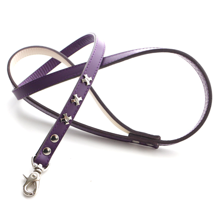 leash f purple