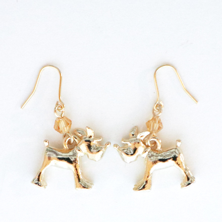 SALE30%OFF accessories f dog pierce gold