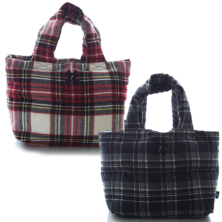 限定10%OFF down tote bag check